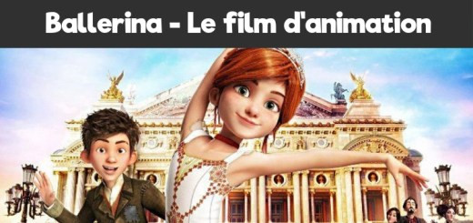 Ballerina - Le film d'animation