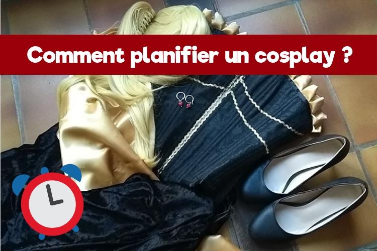 Comment planifier un cosplay _