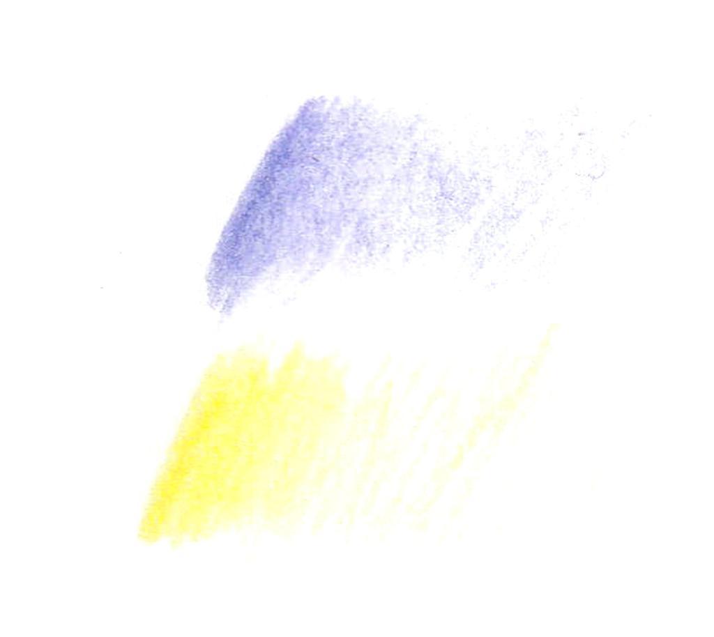 Test des crayons de couleur basiques