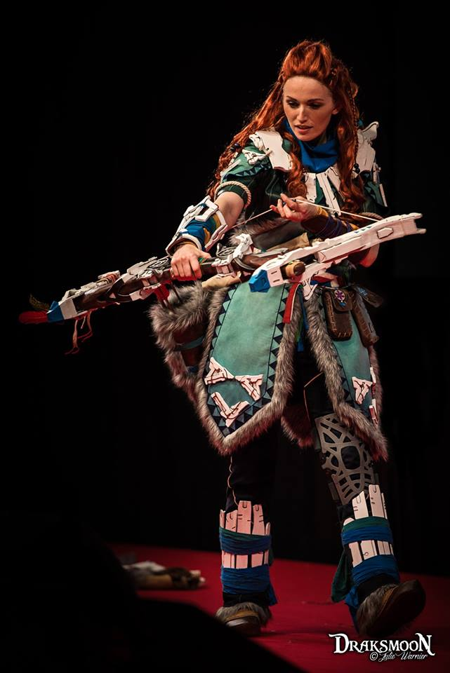 Aloy (Horizon Zero Dawn) par Shinosan