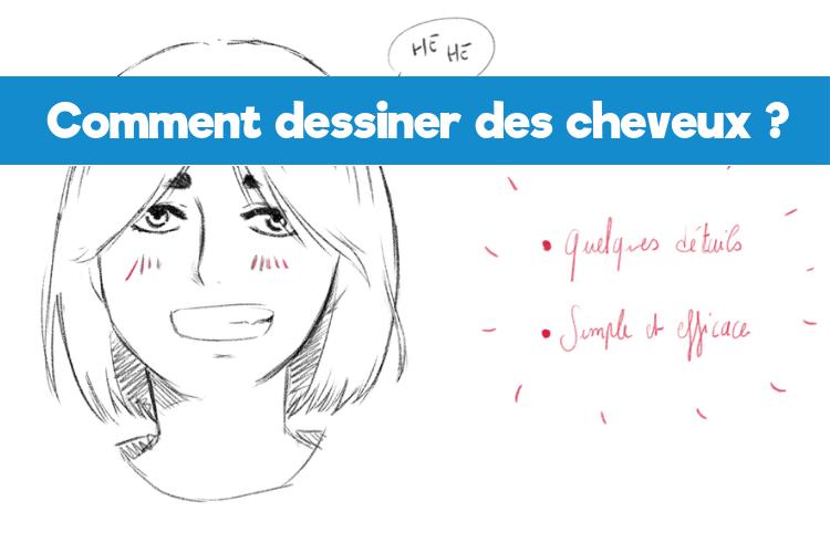 Comment Dessiner Des Cheveux Les Dessins Animes Fr