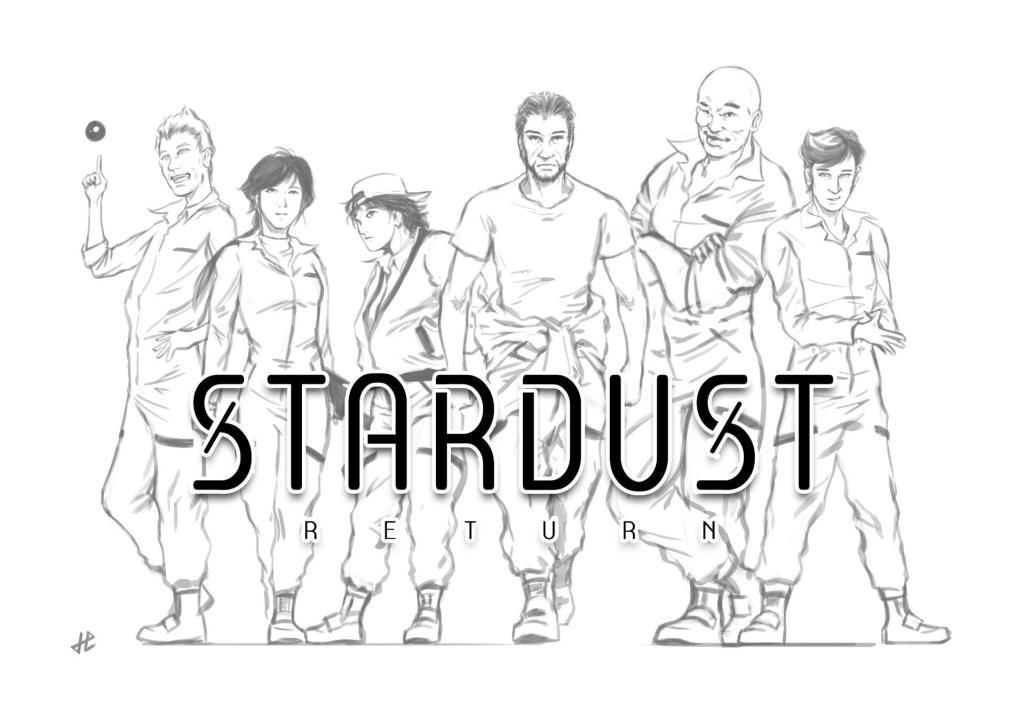 Stardust-return-team