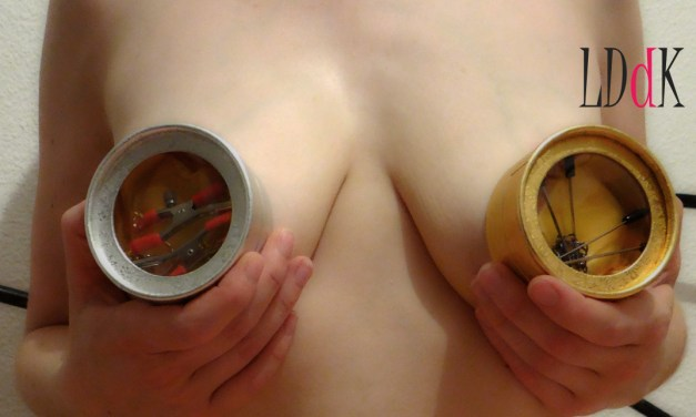 Comparatif des pinces à seins de Amantis