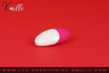 Test du premier stimulateur de clitoris musical, de la marque Lelo.