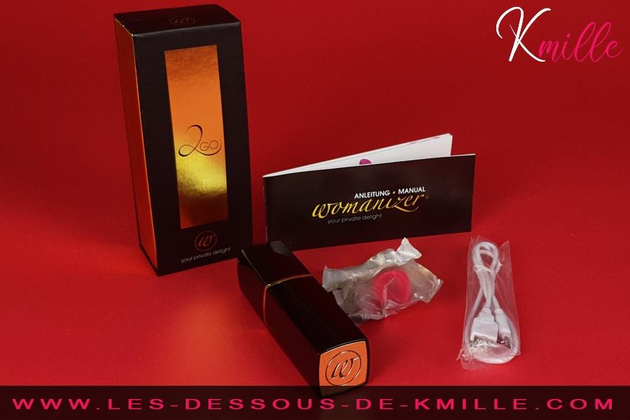 Kmille teste le Womanizer 2Go