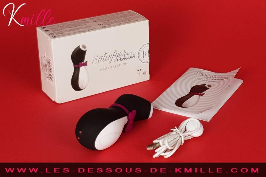 Comparatif : Le stimulateur Pro Penguin.
