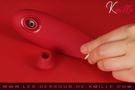 Kmille teste le Womanizer Premium.