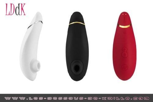 Les comparatifs de Kmille. Womanizer Premium ou Womanizer Classic, lequel choisir ?