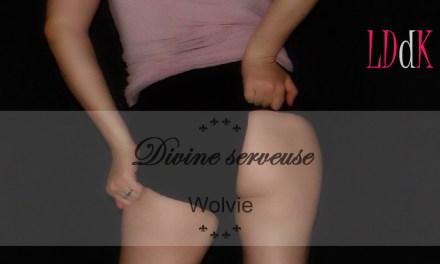 Wolvie : Divine serveuse (partie 2)