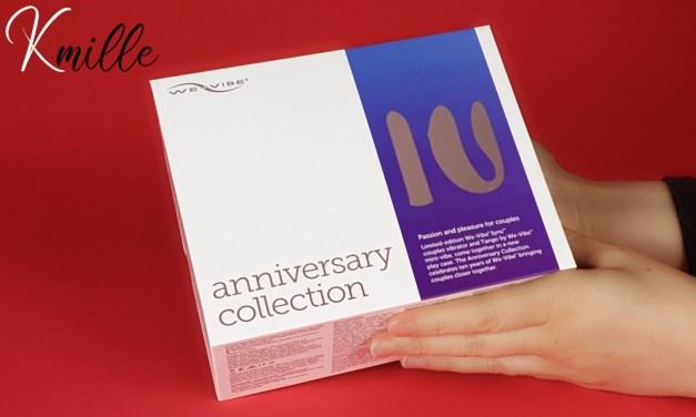 Les We-Vibe Sync et Tango, le coffret Anniversaire 10 ans de We-Vibe