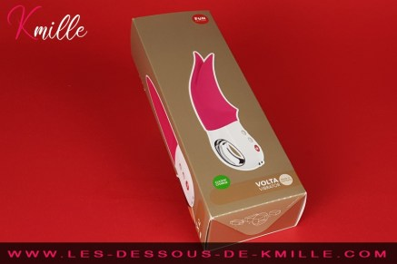 Test d'un dauphin coquin et vibrant, créé par la marque Fun Factory.