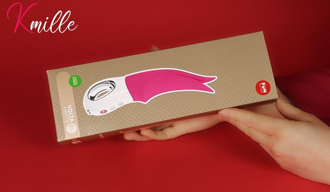 Le stimulateur Volta de Fun Factory, un dauphin vibrant très coquin !