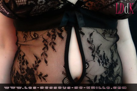 Image d'illustration - Kmille teste la nuisette Angelina de OhYeah