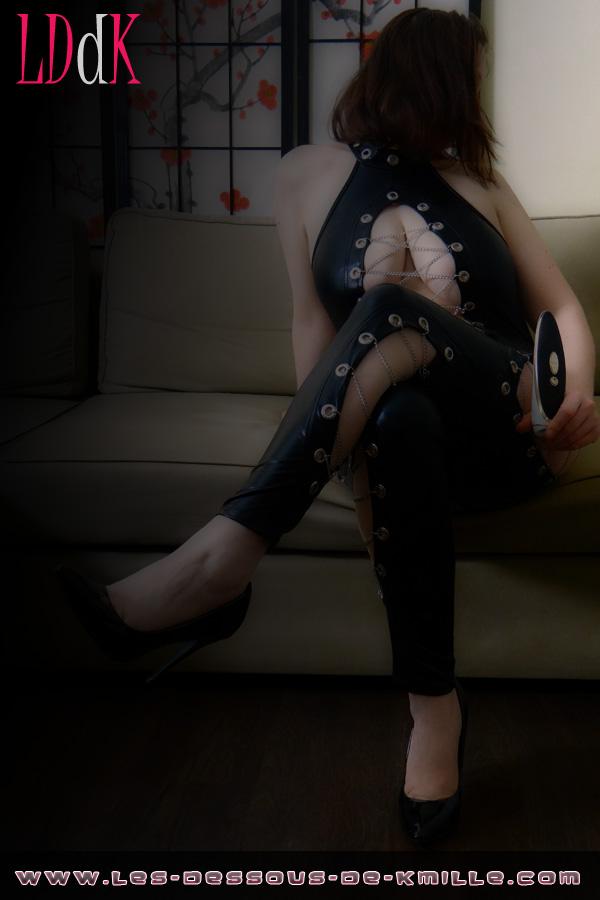 Image d'illustration – Kmille teste le Satisfyer Luxury Haute couture