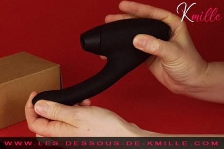 Kmille teste le double stimulateur I&O.