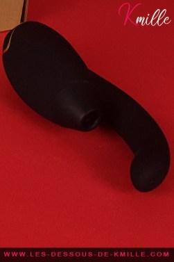 Kmille teste le double stimulateur, Womanizer InsideOut