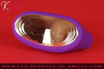 Kmille teste le stimulateur sonique Lelo Sona 2 Cruise.