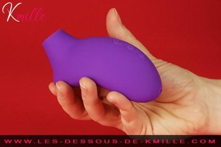 Test du successeur du premier stimulateur sonique de Lelo.