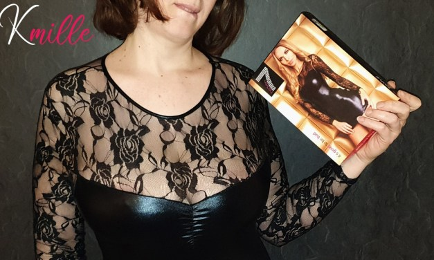 Mon avis sur la mini robe Wetlook, Paule de la marque 7Heaven