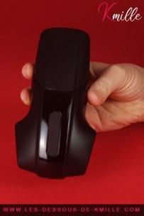 Test du stimulateur de gland, de la marque Satisfyer.