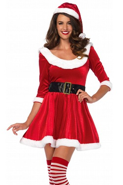 Costume Mère Noël 86615