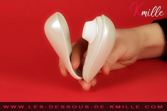 Test du stimulateur clitoridien édition limitée 5 ans d'orgasme.