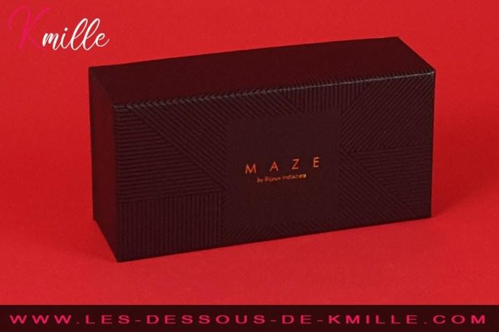 Le collier fouet Maze, de Bijoux Indiscrets