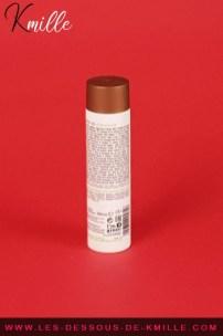 Kmille teste l'huile de massage Stimulation, de Shiatsu.