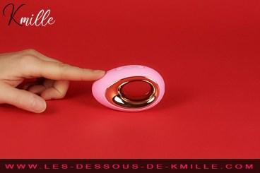 Kmille teste le stimulateur bijou Lelo Alia 3.