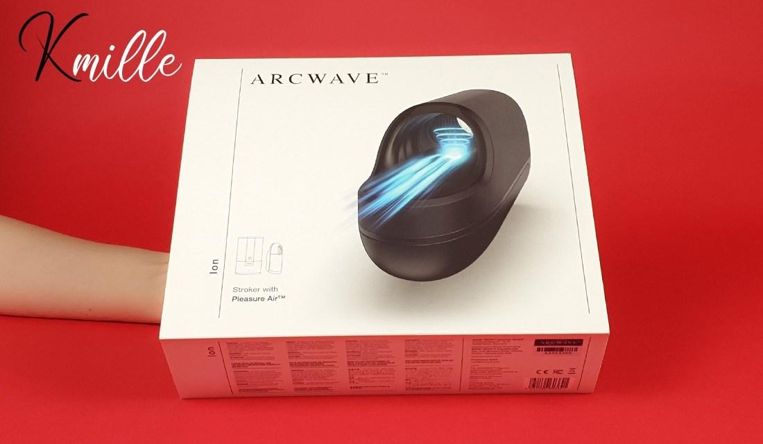 Le masturbateur à air pulsé Arcwave Ion, le sans contact revisitée !