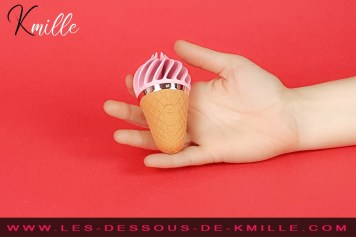 Kmille teste le stimulateur Satisfyer Layons Sweet Treat.