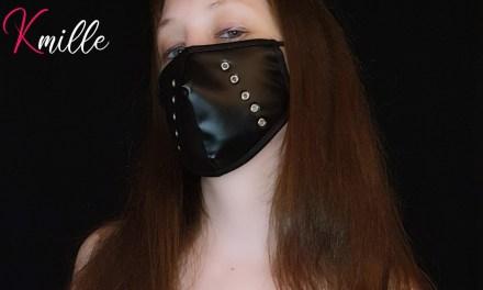 Mon avis sur le masque de protection Erotique, de Noir Handmade