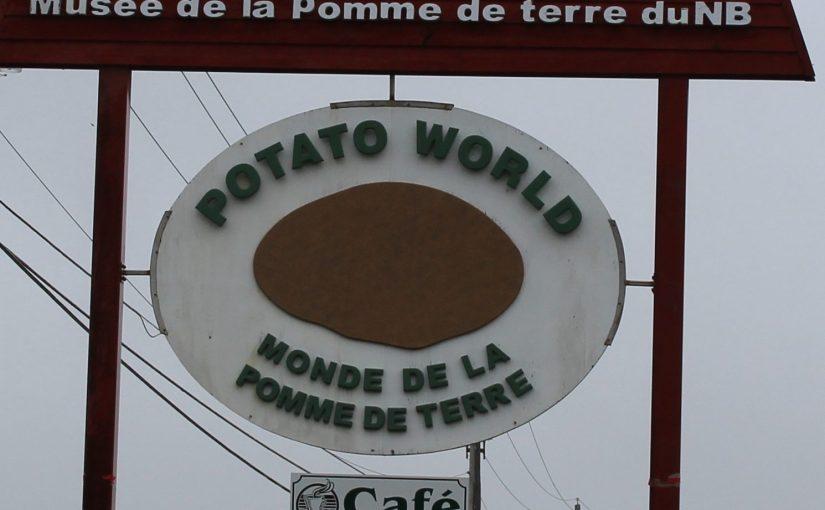 Le musée de la patate