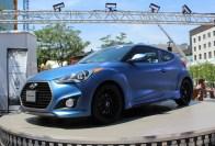 La Hyundai Veloster Rally, à gagner lors du Festival de Jazz de Montréal