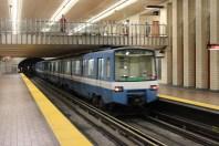 Le métro Montréalais