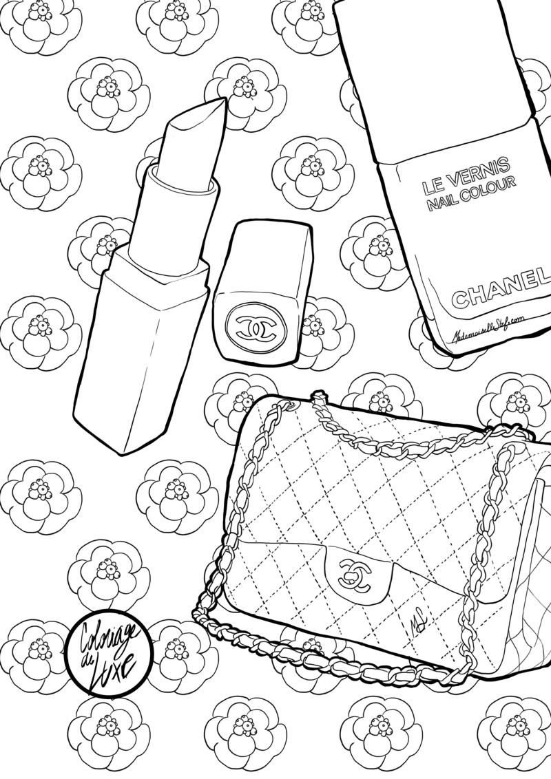 Modèles Haute-couture-Parfum