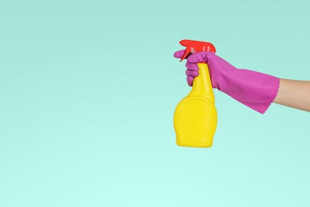 Produit nettoyant ménage zéro déchet