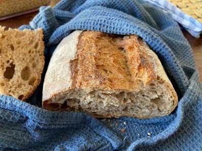 Torchon pour emballer le pain et remplacer le film alimentaire