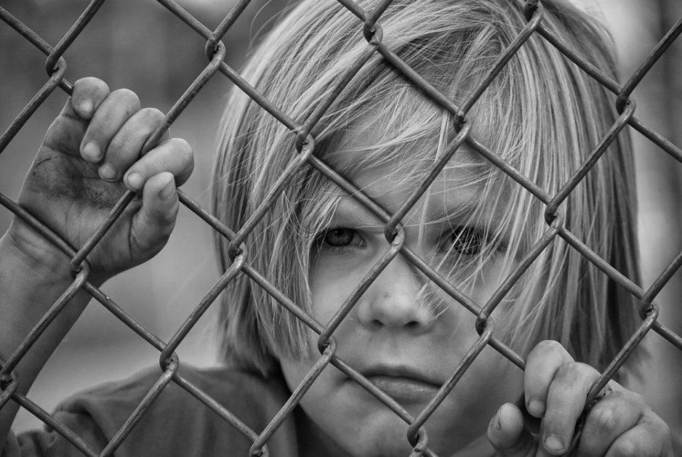l'école esclave les enfants