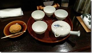 Souvenir d'un Gyokuro chez Ippodo à Kyoto par Juliette des Filles du Thé