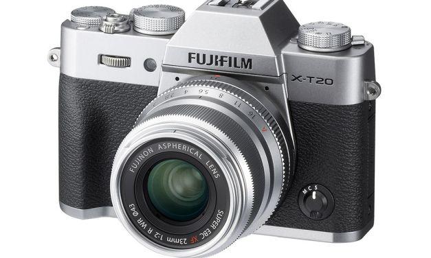 Test Fujifilm X-T20