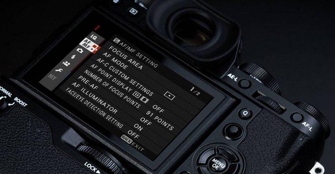 X-T2 Firmware v2 et X-Pro2 Firmware v3 : Liste des modifications