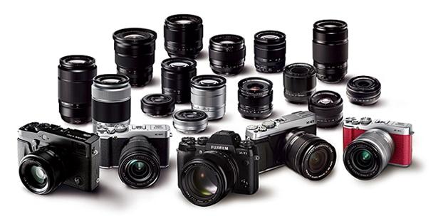 Guide choisir appareil photo Fujifilm (Fuji X)