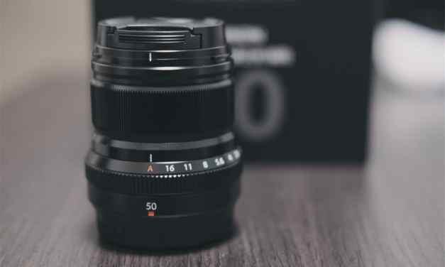 TEST Fujifilm XF 50mm F2 (aka XF50)