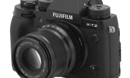 Premier TEST / AVIS sur le XF50 mm F2