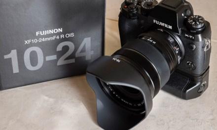 Test FUJINON xf 10-24 mm F4 R OIS by Fujifilm