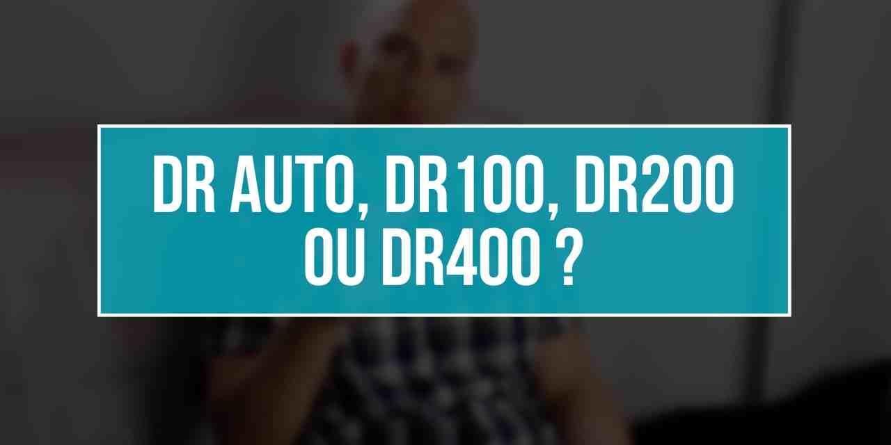 DR100, DR200 ou DR200 : que choisir sur votre Fujifilm X ?