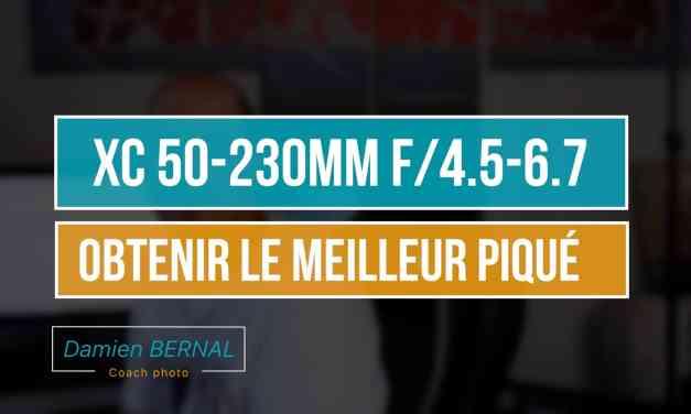 XC 50-230 mm F4.5-6.7 : Analyse des tests pour définir la meilleure ouverture