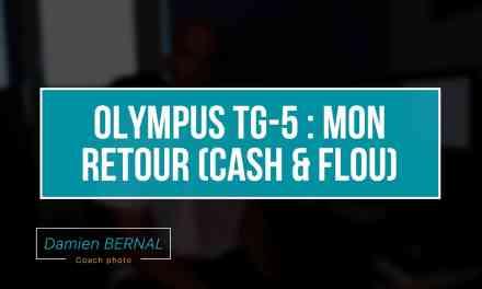 Olympus TG-5 : MON TEST (FLOU désolé)