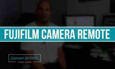 Fujifilm camera remote : Démonstration